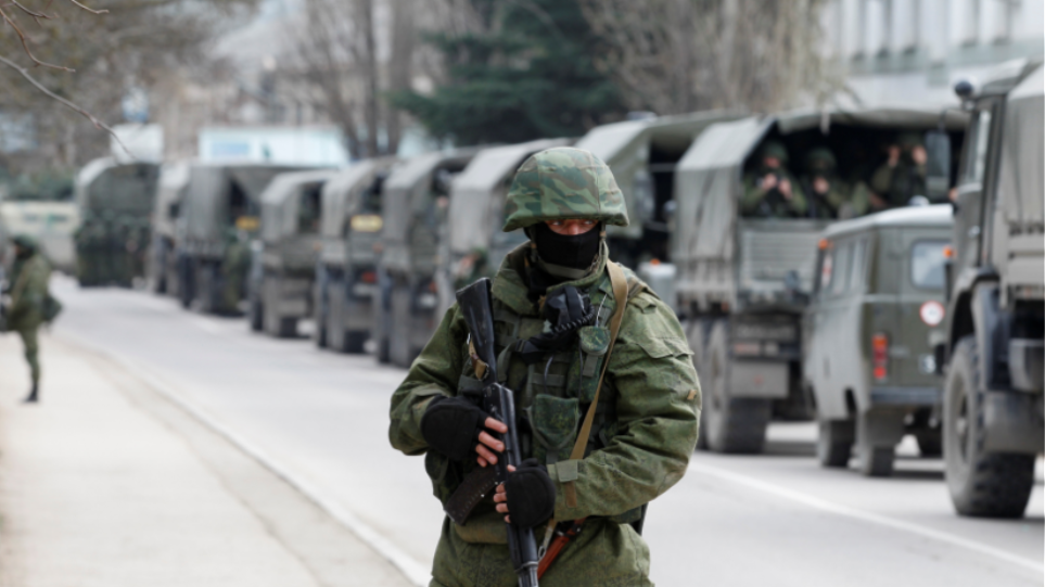 ΕΕ: «Μεγάλη ανησυχία» για τη «ρωσική στρατιωτική δραστηριότητα» κοντά στα ουκρανικά σύνορα