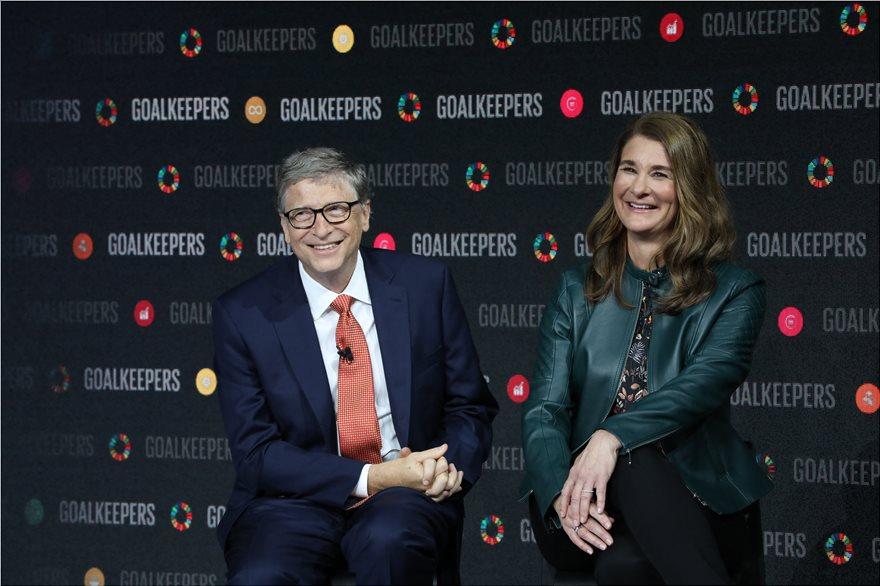 Μπιλ Γκέιτς: Ένας ιδιόρρυθμος και πανέξυπνος άνθρωπος – Η Microsoft, οι γυναίκες και το διαζύγιο