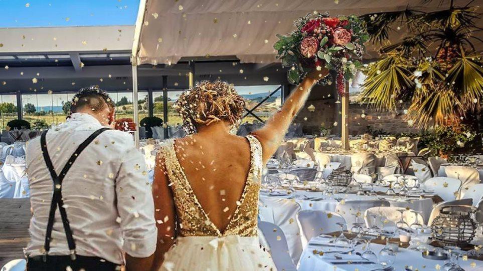 Lockdown – Γάμοι και δεξιώσεις: Νέες αποφάσεις την ερχόμενη εβδομάδα για το όριο των 100 ατόμων