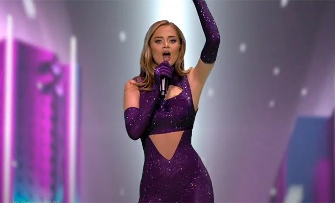 Eurovision 2021 Τελικός: Εντυπωσίασε η Stefania με το Last Dance για την Ελλάδα [Βίντεο]