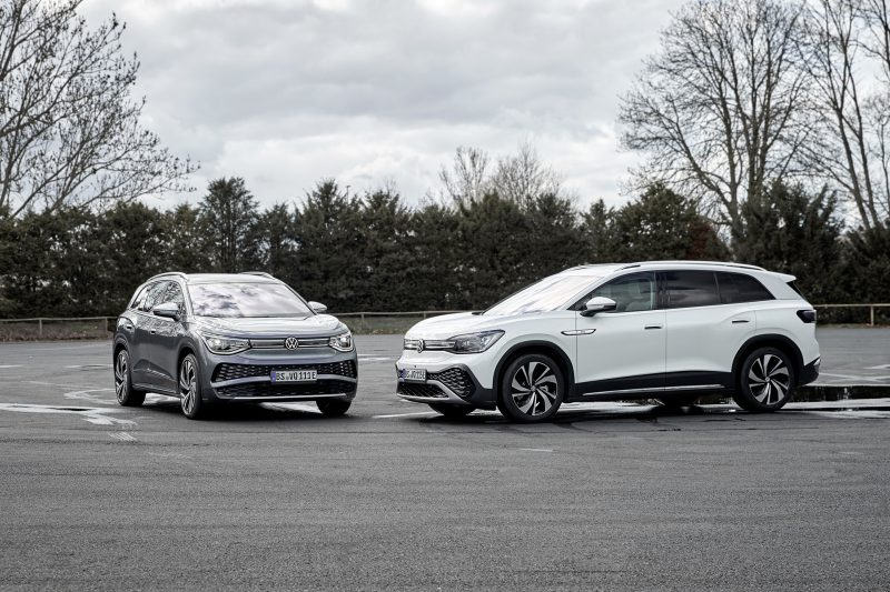 VW- ID.6: Το ηλεκτρικό SUVτης Volkswagen αποκλειστικά για την αγορά της Κίνας