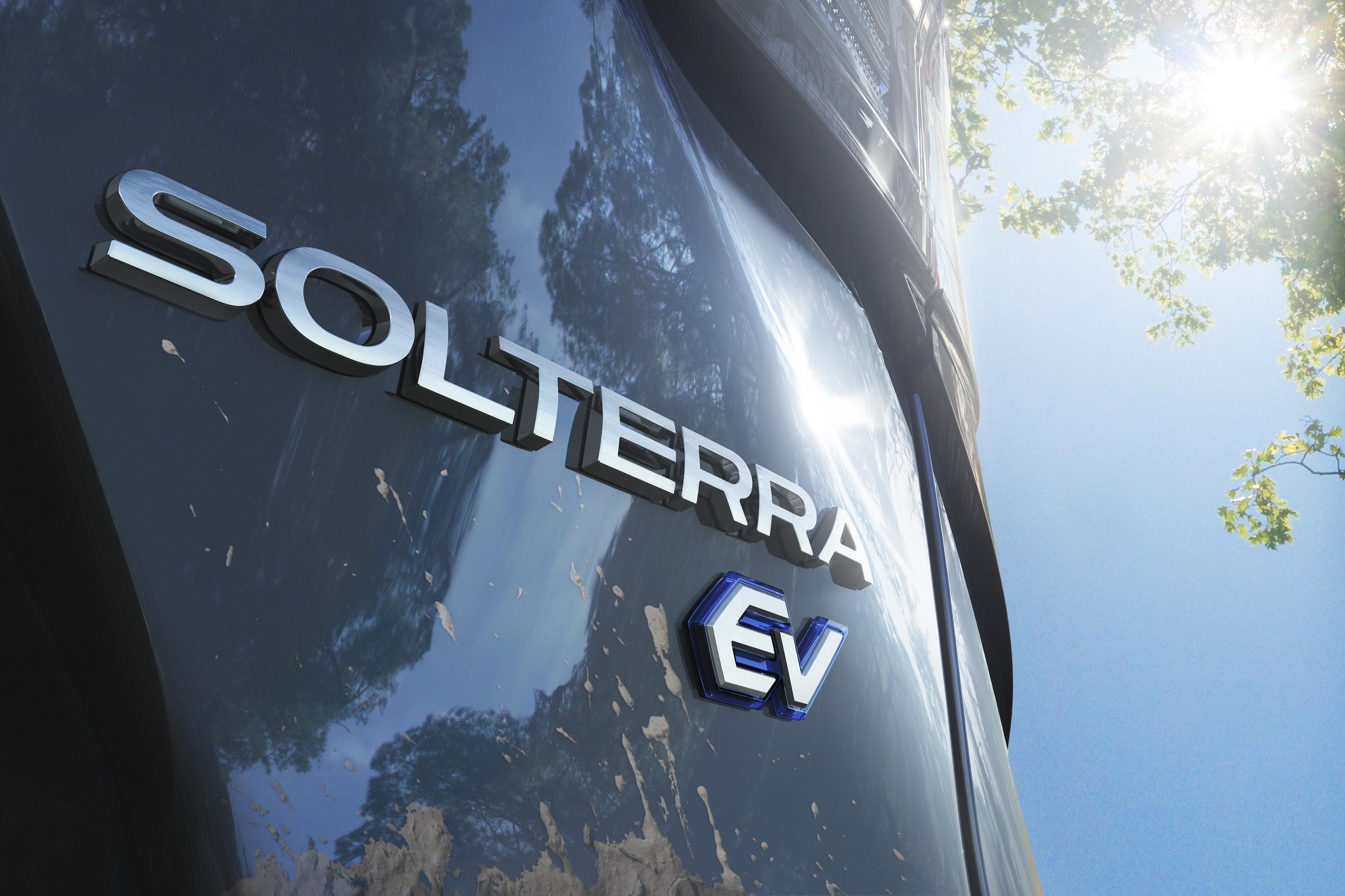 """""""SOLTERRA"""": Αυτό είναι το νέο ηλεκτρικό SUV της SUBARU"""