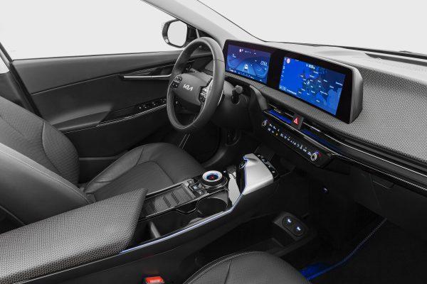 Kia EV6: Προηγμένες τεχνολογίες και οδηγική απόλαυση