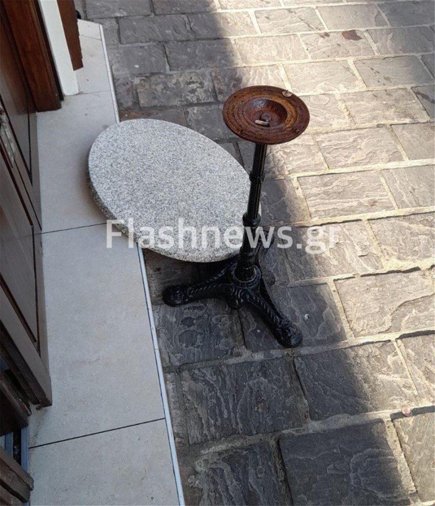 Lockdown – Κρήτη: «Βομβαρδισμένο» τοπίο κεντρική πλατεία στα Χανιά από τα κορωνοπάρτι