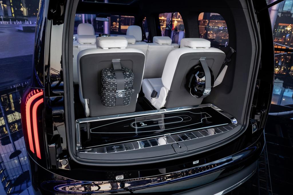 Προ των πυλών το Concept EQT της Mercedes