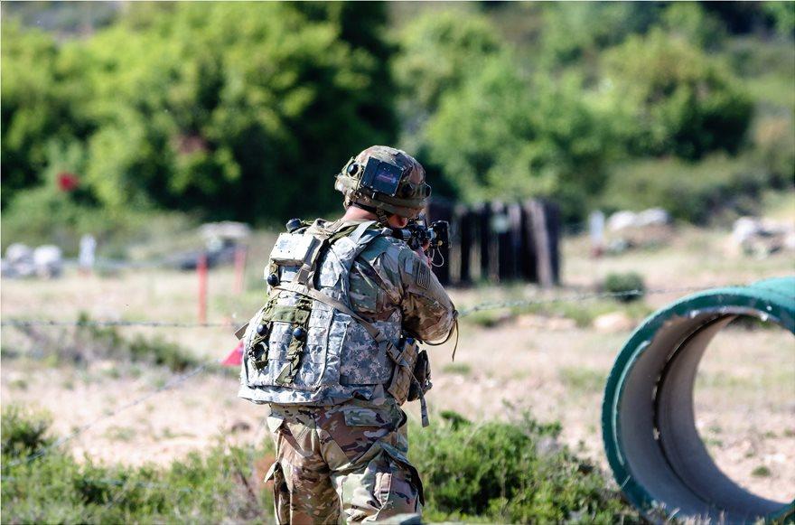 Κένταυρος 21: Φωτογραφίες και βίντεο από την στρατιωτική άσκηση Ελλάδας – ΗΠΑ στην Ξάνθη