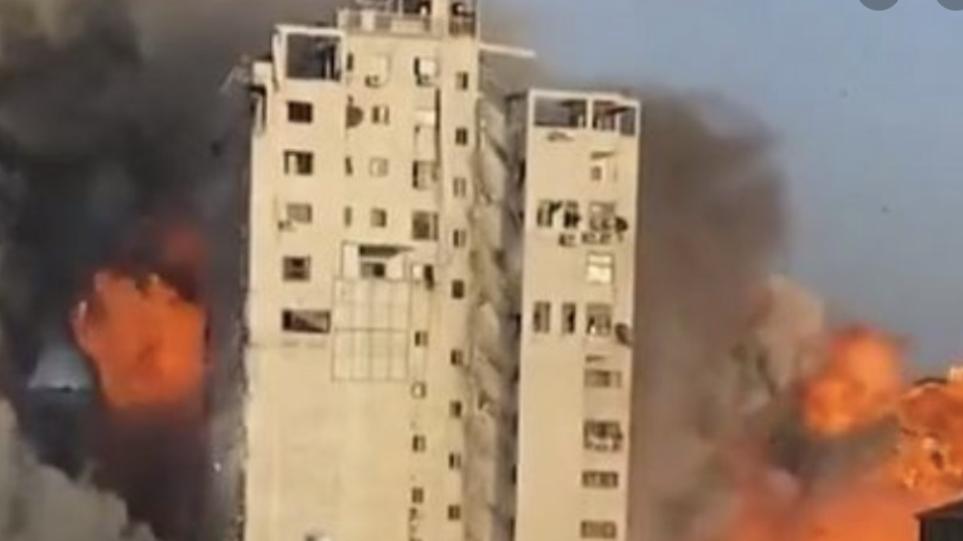 Βομβαρδισμός ΜΜΕ στη Γάζα: «Έγκλημα πολέμου» – Προσφυγή στο Διεθνές Ποινικό Δικαστήριο