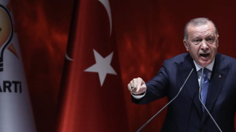 Ερντογάν: Κράτος στυγνής τρομοκρατίας το Ισράηλ