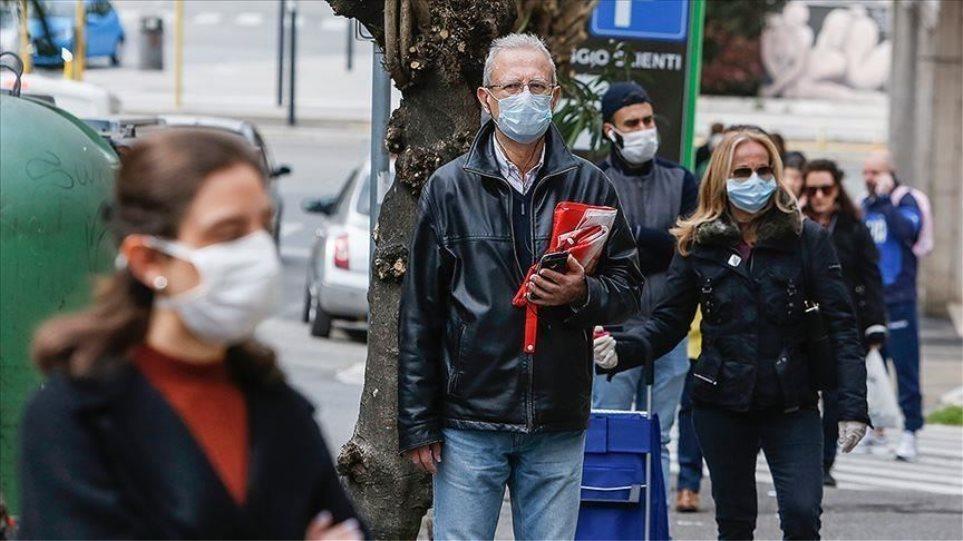 Κορωνοϊός – Γερμανία: Σχεδόν 7.900 οι νέες μολύνσεις – Υπέκυψαν 177 ασθενείς σε ένα 24ωρο