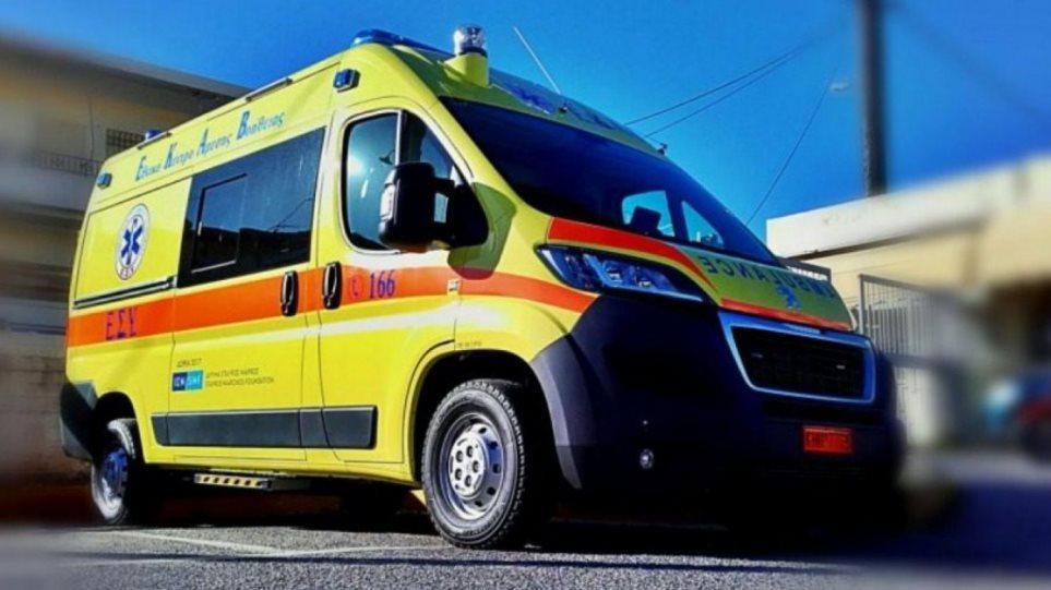 Τύρναβος: Νεκρός 35χρονος σε τροχαίο