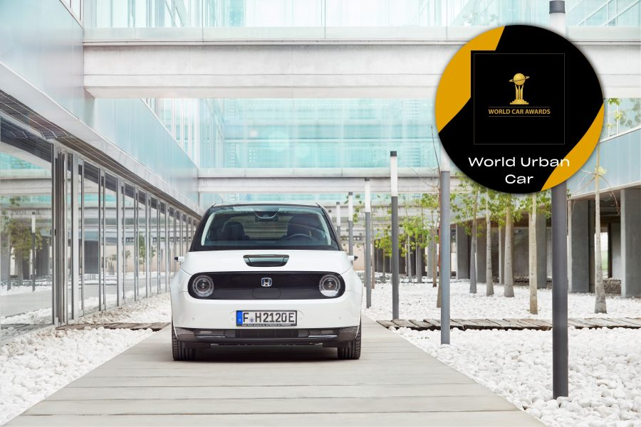 HONDA e: Aναδείχτηκε World Urban Car of the Year 2021