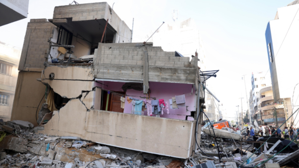 Παλαιστίνη: 42 Παλαιστίνιοι νεκροί από ισραηλινούς βομβαρδισμούς στη Γάζα
