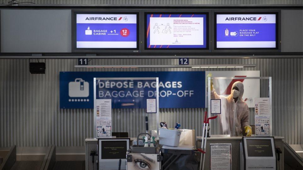 Κορωνοϊός – Γαλλία: Υποχρεωτική καραντίνα για την είσοδο ταξιδιωτών από Τουρκία και άλλες έξι χώρες