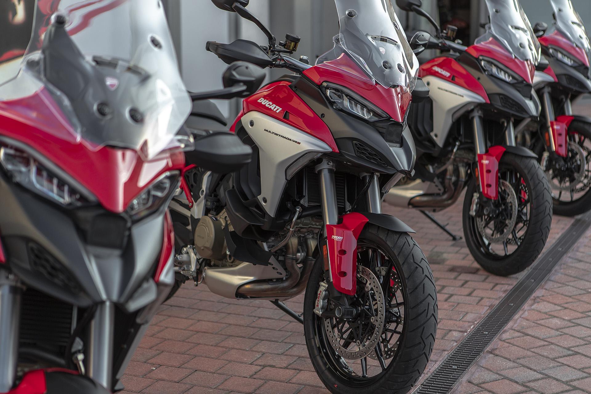 Ducati: Ανοδικό το πρώτο τρίμηνο του 2021