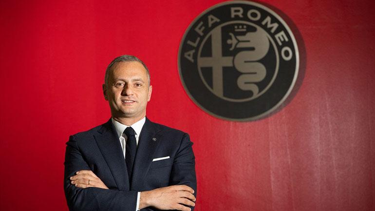 Ο Francesco Calcara νέος επικεφαλής Marketing και Communications της Alfa Romeo