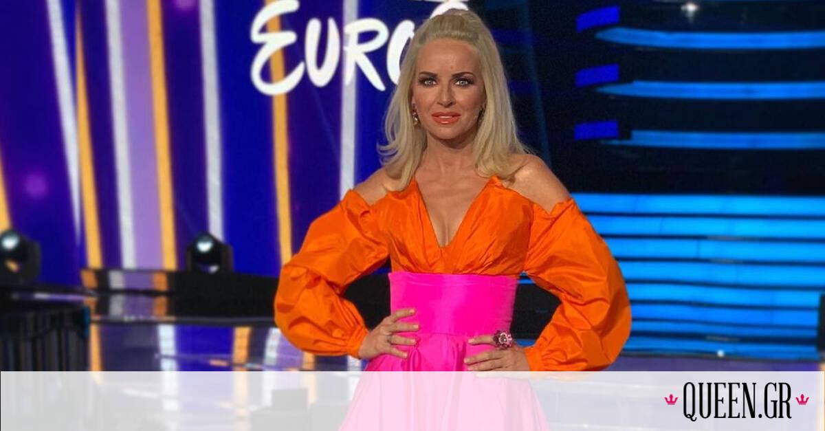 Έχεις δει πιο ανοιξιάτικο color combo από αυτό που φοράει σήμερα η Mαρία Μπεκατώρου;