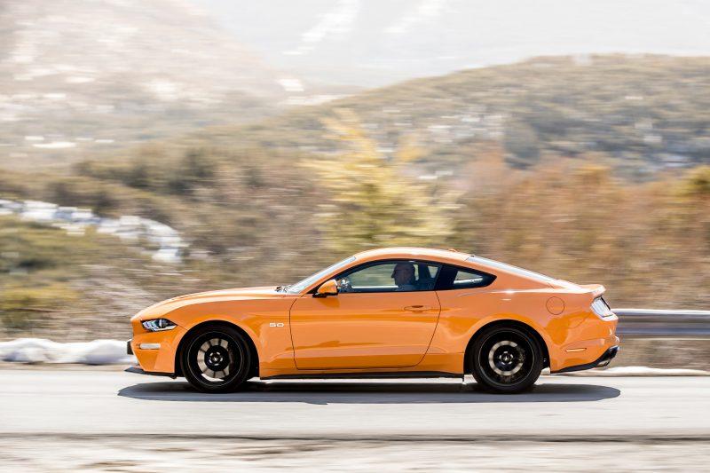 Η θρυλική Mustang παρέμεινε για δεύτερη συνεχή χρονιά το πρώτο σε πωλήσεις σπορ αυτοκίνητο στον κόσμο
