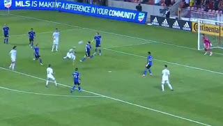 Φοβερό γκολ στο MLS