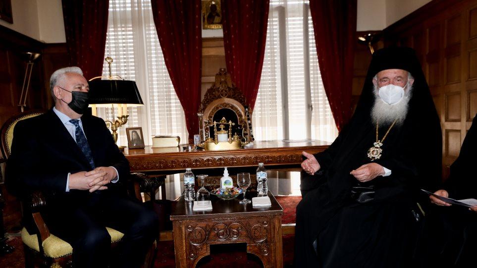 Ιερώνυμος: «Το Μαυροβούνιο ετοιμάζεται δικαίως να ενταχθεί στην Ε.Ε και να πορευθεί προς το μέλλον»