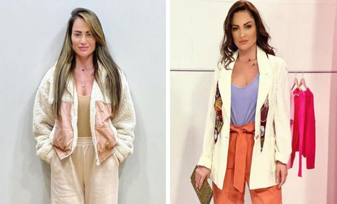 Style Me Up: Η Νικολίνα βρήκε το στιλ που της ταιριάζει με τη βοήθεια του Δημήτρη Αλεξάνδρου