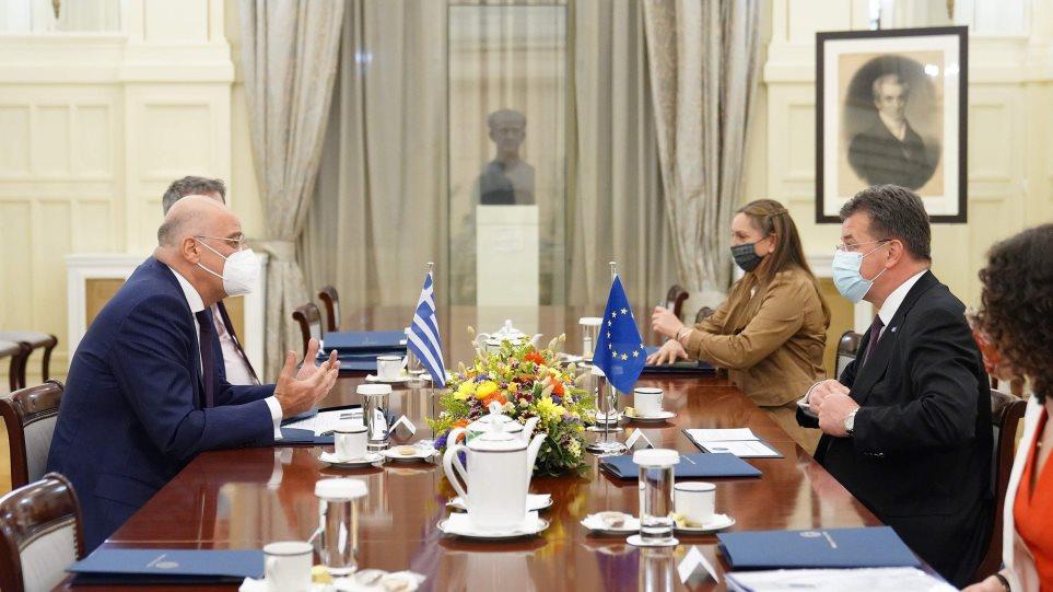 Δένδιας: Μονόδρομος για τα Δυτικά Βαλκάνια η ευρωπαϊκή ολοκλήρωση