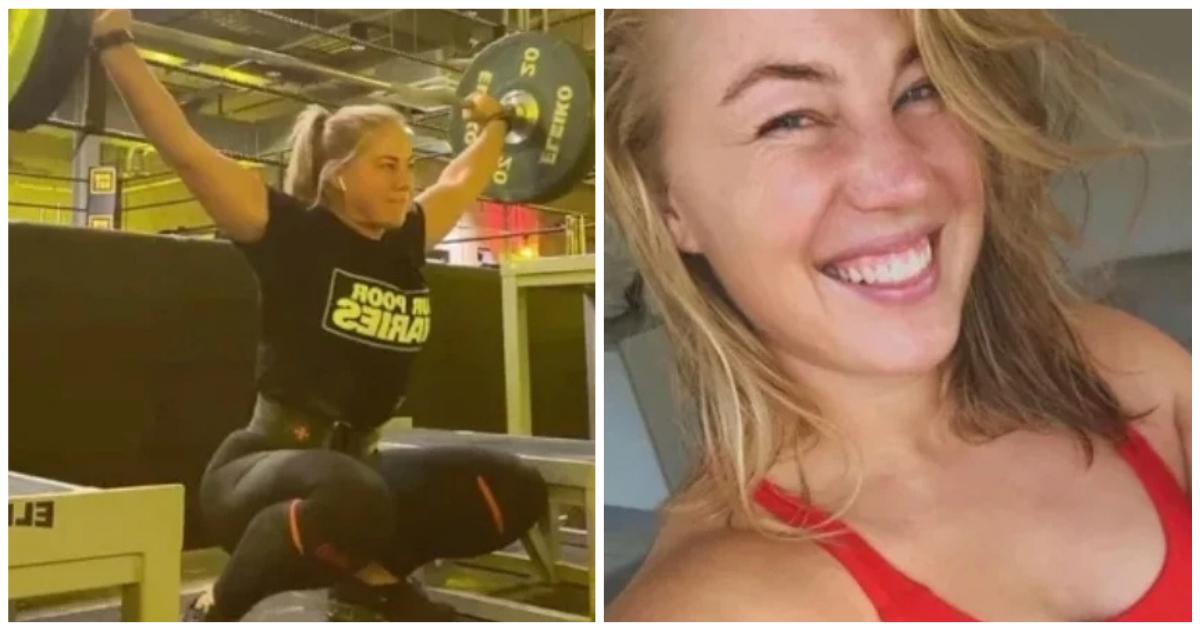Αθλήτρια της άρσης βαρών, έκλασε μέσα σε γυμναστήριο και λιποθύμησε η διπλανή της