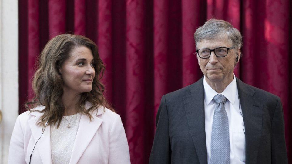 Διαζύγιο Μπιλ Γκέιτς: Η Μελίντα μιλούσε με δικηγόρους διαζυγίων από τον Οκτώβρη του 2019