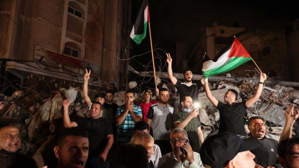 Μεσανατολικό: Τέθηκε επίσημα σε εφαρμογή η συμφωνία κατάπαυσης του πυρός μεταξύ του Ισραήλ και της Χαμάς