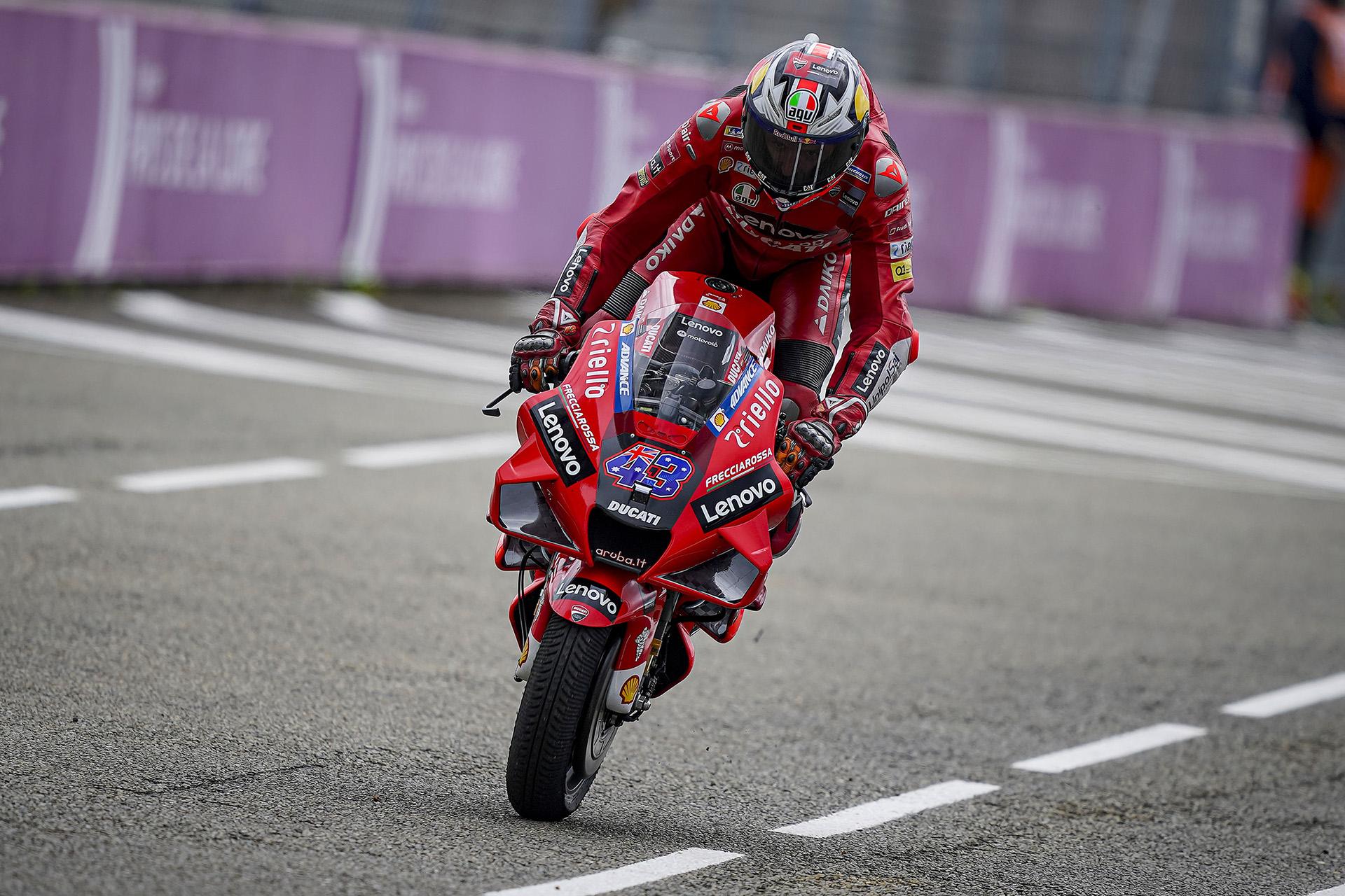 GP Γαλλίας: Νέος θρίαμβος για Jack Miller και Ducati