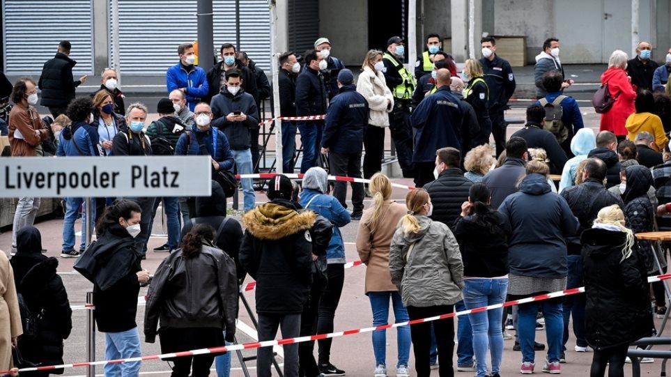 Κορωνοϊός – Γερμανία: Ξεπέρασαν τους 85.000 οι θάνατοι εξαιτίας της Covid-19 στη χώρα
