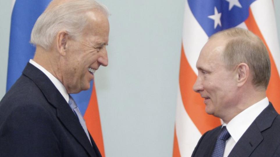 Η σύνοδος κορυφής Πούτιν-Μπάιντεν πιθανόν να φιλοξενηθεί στην Ελβετία