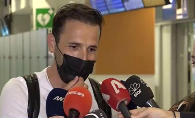 Βέρτης: Επέστρεψε στην Ελλάδα! Οι πρώτες συγκλονιστικές του δηλώσεις! «Ήταν τρομακτικό»
