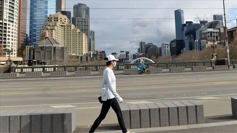 Κορωνοϊός – Αυστραλία: 7ήμερο lockdown για εκατομμύρια κατοίκους της Μελβούρνης