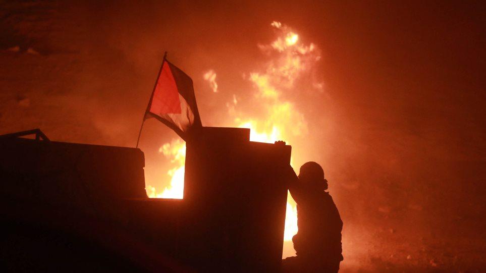 Σκηνικό πολέμου με δεκάδες νεκρούς: Αεροπορικές επιθέσεις στη Γάζα και ρουκέτες στην Ιερουσαλήμ