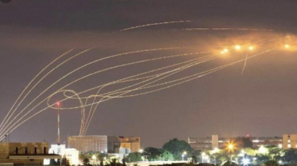 Τρεις ρουκέτες εκτοξεύτηκαν από τον Λίβανο προς το Ισραήλ