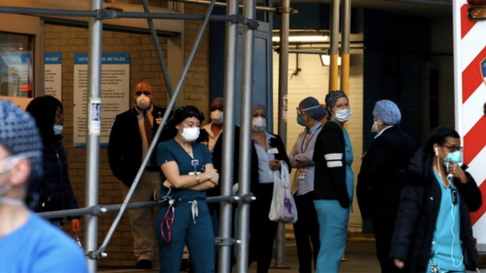 ΗΠΑ: Κατά 81% μειώθηκαν οι θάνατοι από κορωνοϊό