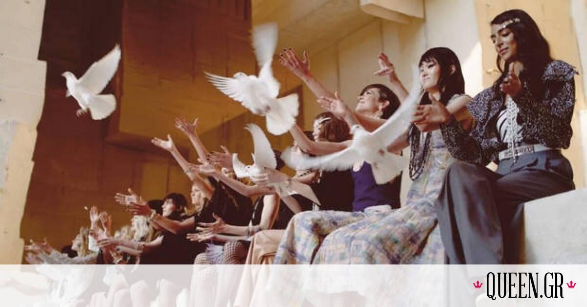 Chanel Cruise 21/22: Mια συλλογή επηρεασμένη από ταινία του Cocteau αναβαθμίζει τα ασπρόμαυρα looks