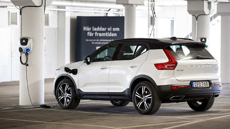 Η Volvo Cars στο δίκτυο κυκλικής οικονομίας για λιγότερες εκπομπές ρύπων και περισσότερα έσοδα