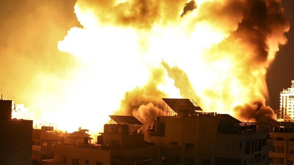 Μεσανατολικό: Δίχως τέλος η αιματοχυσία στη Γάζα – Πάνω από 220 οι νεκροί του νέου κύκλου βίας