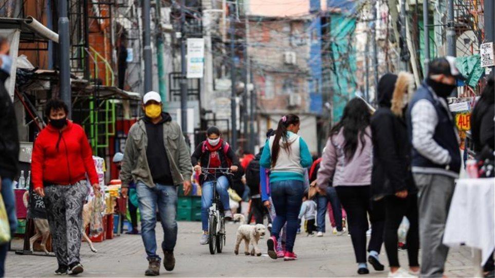 Κορωνοϊός – Αργεντινή: Ρεκόρ με σχεδόν 40.000 κρούσματα – Υπέκυψαν 494 ασθενείς σε μία μέρα