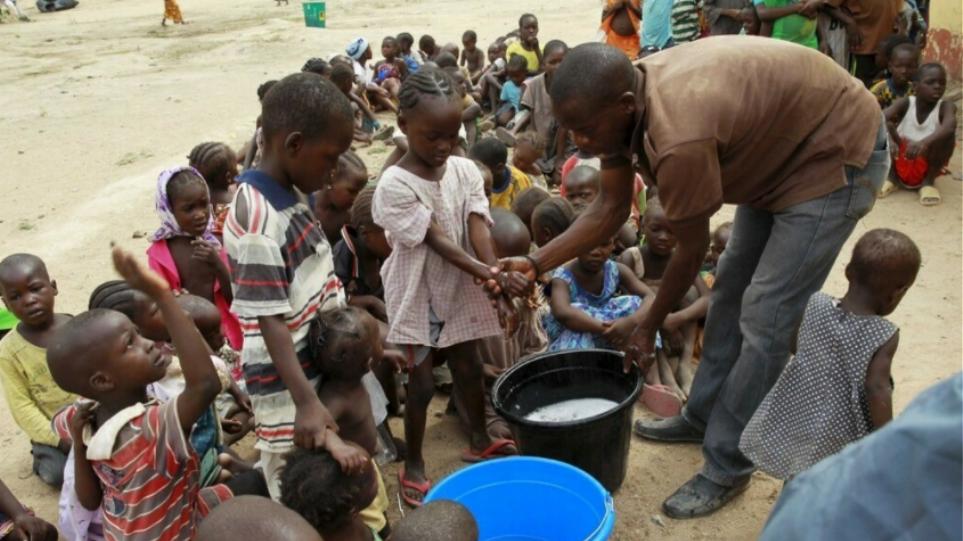 Νιγηρία: Επιδημία χολέρας με 20 νεκρούς σε δύο εβδομάδες