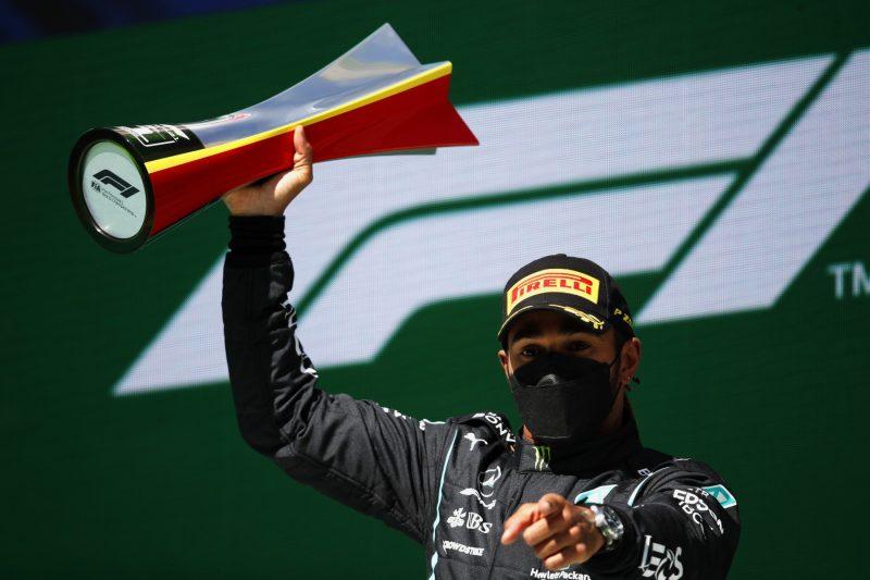 Ο Lewis Hamilton έδειξε την κλάση του στην Πορτογαλία