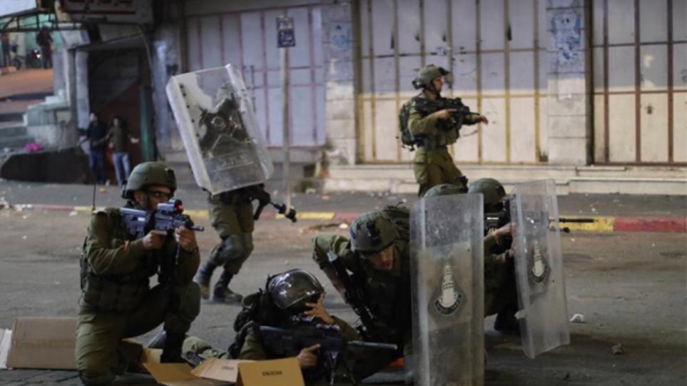 Παλαιστίνιος σκοτώθηκε από πυρά ισραηλινών στρατιωτών στη Δυτική Όχθη