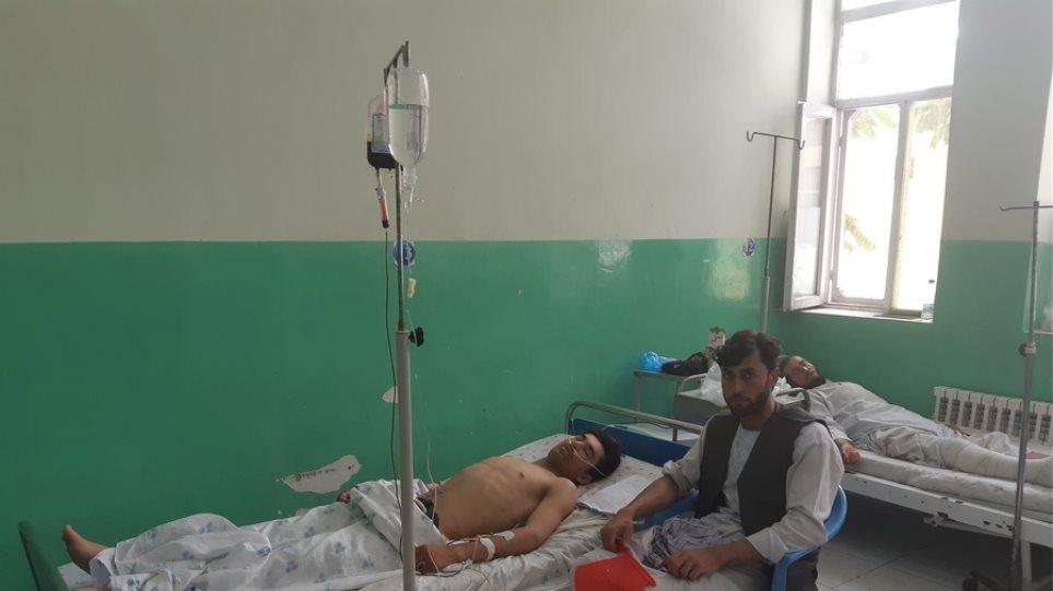 Αφγανιστάν: Το Ισλαμικό Κράτος εκτέλεσε δέκα πυροτεχνουργούς βρετανικής ΜΚΟ