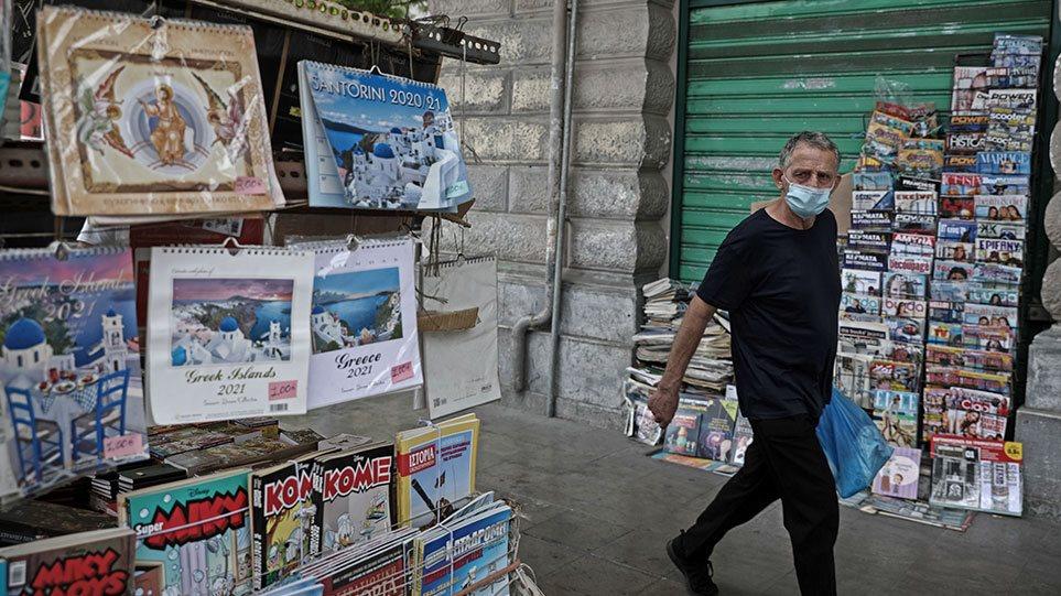 Σταθερά πτωτική η πορεία του κορωνοϊού στη χώρα μας – Το πλέγμα μέτρων για την αποφυγή έξαρσης το καλοκαίρι