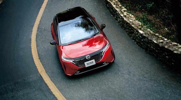 Note Aura:Το καινούργιο λανσάρισμα του premium compact μοντέλου της Nissan
