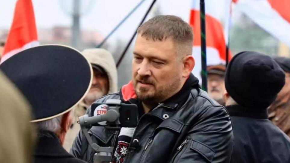 Λευκορωσία: Δικάζονται σήμερα έξι μέλη της αντιπολίτευσης, ανάμεσά τους και ο Σεργκέι Τιχανόφσκι