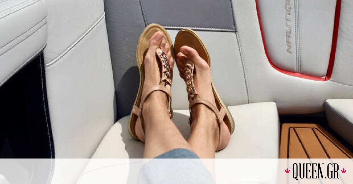 Fashion Mistakes: 5 λάθη που κάνεις όταν φοράς σανδάλια