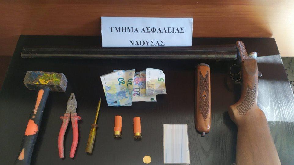 Παλιός… γνώριμος της ΕΛ.ΑΣ. πίσω από σειρά διαρρήξεων στη Μακεδονία