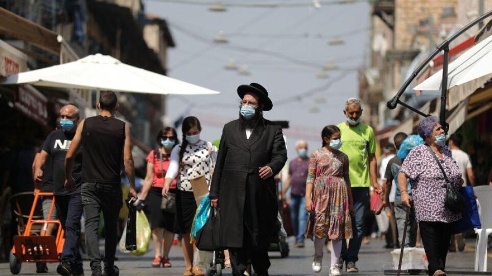 Συναγερμός για τη μετάλλαξη «Δέλτα» στο Ισραήλ: Περίπου οι μισοί που μολύνθηκαν ήταν εμβολιασμένοι!